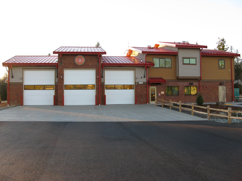 Sedro Woolley Fire Station #2